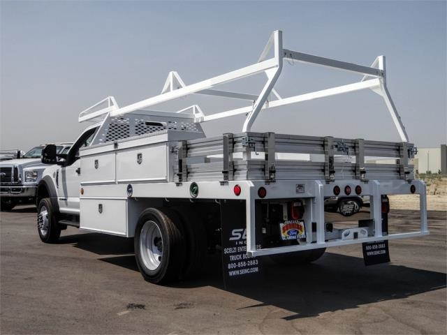 2020 Ford F-450 Regular Cab DRW 4x2, Scelzi CTFB Contractor Body #FL3339 - photo 2