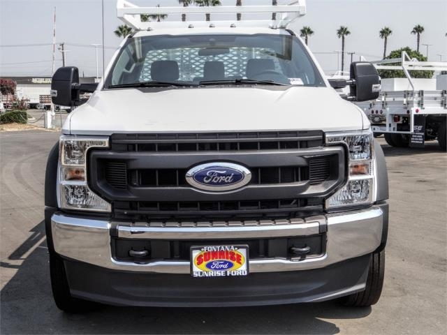 2020 Ford F-450 Regular Cab DRW 4x2, Scelzi CTFB Contractor Body #FL3339 - photo 7