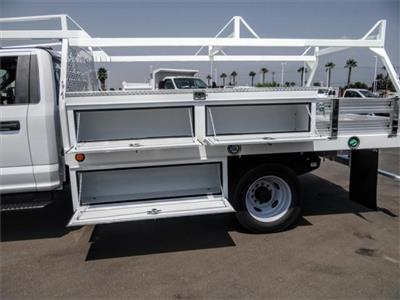 2020 Ford F-450 Regular Cab DRW 4x2, Scelzi CTFB Contractor Body #FL3339 - photo 9