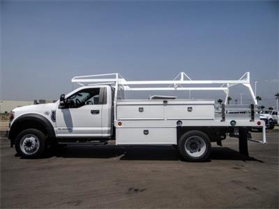 2020 Ford F-450 Regular Cab DRW 4x2, Scelzi CTFB Contractor Body #FL3339 - photo 3