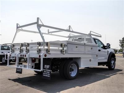 2020 Ford F-450 Regular Cab DRW 4x2, Scelzi CTFB Contractor Body #FL3339 - photo 4