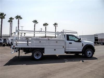 2020 Ford F-450 Regular Cab DRW 4x2, Scelzi CTFB Contractor Body #FL3339 - photo 5
