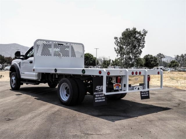 2020 Ford F-450 Regular Cab DRW 4x2, Scelzi Platform Body #FL3350 - photo 1