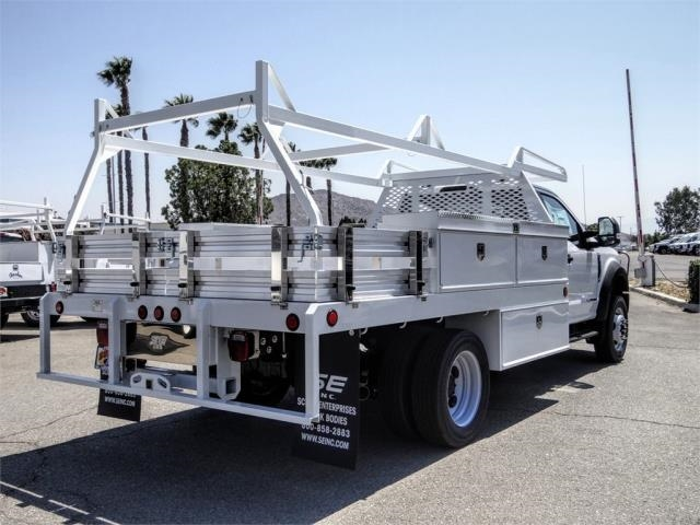 2020 Ford F-450 Regular Cab DRW 4x2, Scelzi CTFB Contractor Body #FL3363 - photo 4