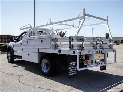 2020 Ford F-450 Regular Cab DRW 4x2, Scelzi CTFB Contractor Body #FL3363 - photo 2