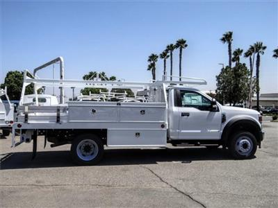 2020 Ford F-450 Regular Cab DRW 4x2, Scelzi CTFB Contractor Body #FL3363 - photo 5