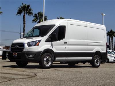 2020 Ford Transit 250 Med Roof RWD, Empty Cargo Van #FL3369 - photo 1
