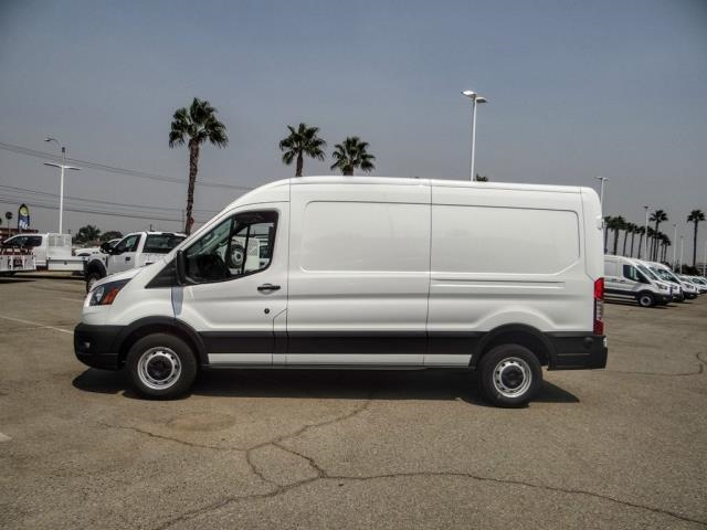 2020 Ford Transit 250 Med Roof RWD, Empty Cargo Van #FL3380 - photo 3