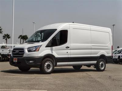 2020 Ford Transit 250 Med Roof RWD, Empty Cargo Van #FL3380 - photo 1