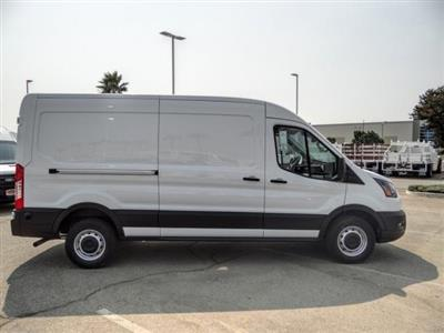 2020 Ford Transit 250 Med Roof RWD, Empty Cargo Van #FL3380 - photo 7