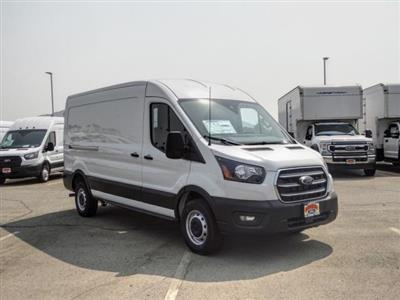 2020 Ford Transit 250 Med Roof RWD, Empty Cargo Van #FL3380 - photo 8