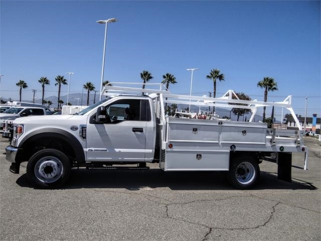 2020 Ford F-450 Regular Cab DRW 4x2, Scelzi CTFB Contractor Body #FL3385 - photo 3