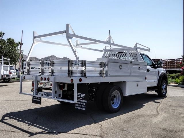 2020 Ford F-450 Regular Cab DRW 4x2, Scelzi CTFB Contractor Body #FL3385 - photo 4