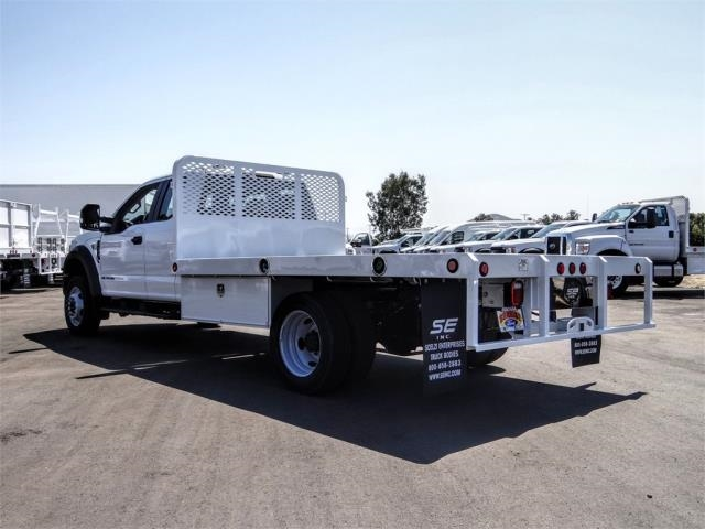 2020 Ford F-450 Super Cab DRW 4x2, Scelzi WFB Flatbed #FL3414 - photo 2