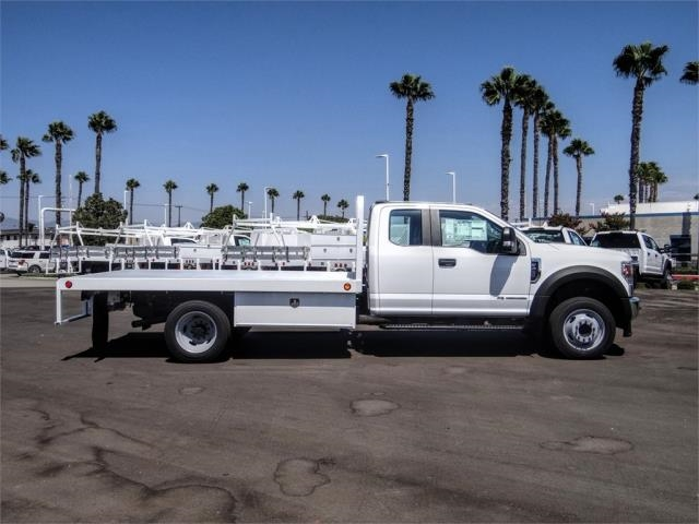 2020 Ford F-450 Super Cab DRW 4x2, Scelzi WFB Flatbed #FL3414 - photo 5