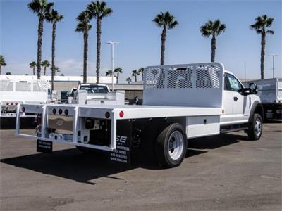 2020 Ford F-450 Super Cab DRW 4x2, Scelzi WFB Flatbed #FL3414 - photo 4