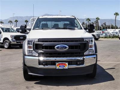 2020 Ford F-450 Super Cab DRW 4x2, Scelzi WFB Flatbed #FL3414 - photo 7