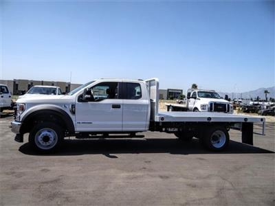 2020 Ford F-450 Super Cab DRW 4x2, Scelzi WFB Flatbed #FL3441 - photo 3