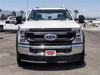 2020 Ford F-450 Super Cab DRW 4x2, Scelzi WFB Flatbed #FL3441 - photo 7