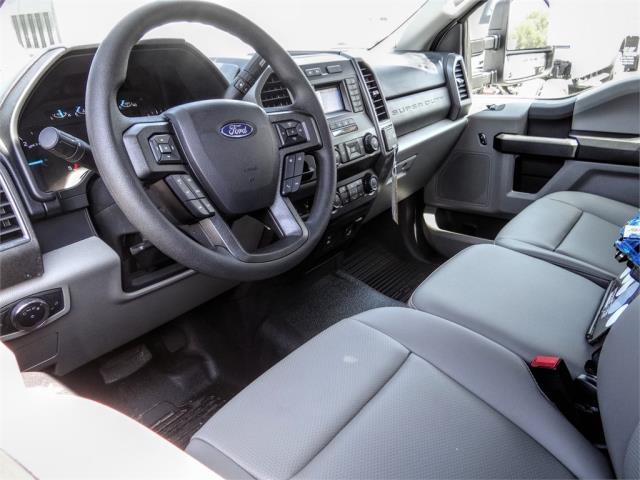 2020 Ford F-550 Regular Cab DRW 4x2, Scelzi CTFB Contractor Body #FL3468 - photo 9