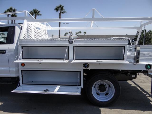 2020 Ford F-550 Regular Cab DRW 4x2, Scelzi CTFB Contractor Body #FL3468 - photo 10