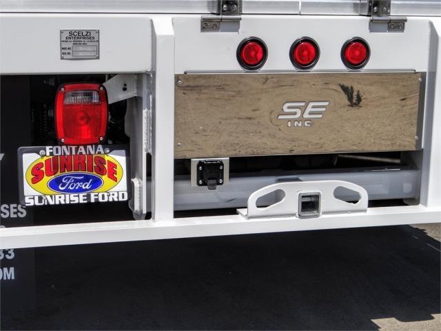 2020 Ford F-550 Regular Cab DRW 4x2, Scelzi CTFB Contractor Body #FL3468 - photo 12