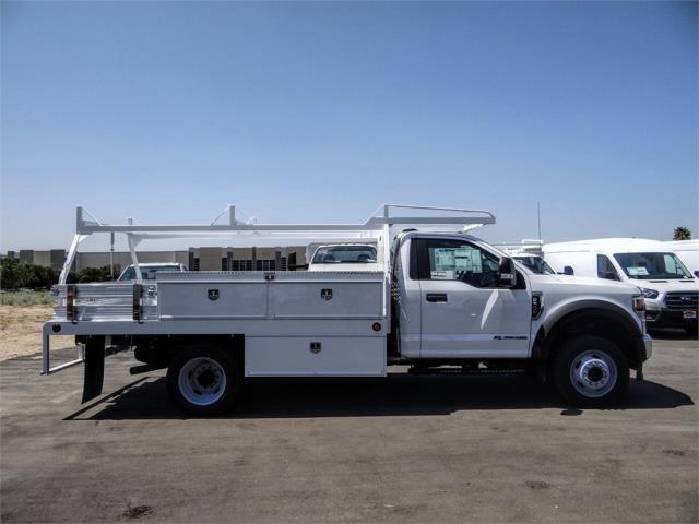 2020 Ford F-550 Regular Cab DRW 4x2, Scelzi CTFB Contractor Body #FL3468 - photo 5