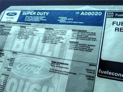 2020 Ford F-550 Regular Cab DRW 4x2, Scelzi CTFB Contractor Body #FL3468 - photo 14