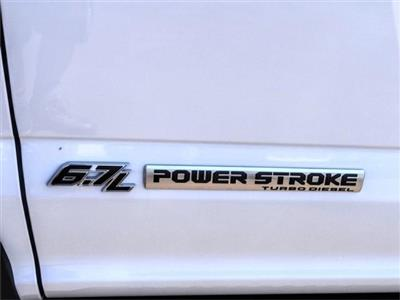 2020 Ford F-550 Regular Cab DRW 4x2, Scelzi CTFB Contractor Body #FL3468 - photo 8