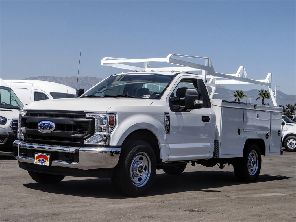 2020 Ford F-350 Regular Cab 4x2, Scelzi Service Body #FL3469 - photo 1