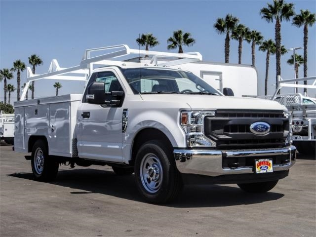 2020 Ford F-350 Regular Cab 4x2, Scelzi Signature Service Body #FL3469 - photo 6