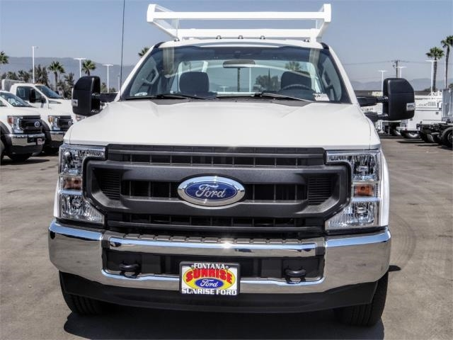 2020 Ford F-350 Regular Cab 4x2, Scelzi Signature Service Body #FL3469 - photo 7