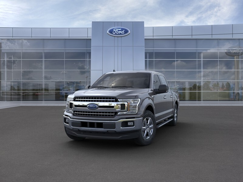 2020 Ford F-150 SuperCrew Cab 4x2, Pickup #FL3471DT - photo 3