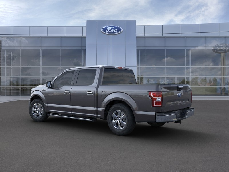 2020 Ford F-150 SuperCrew Cab RWD, Pickup #FL3471DT - photo 1