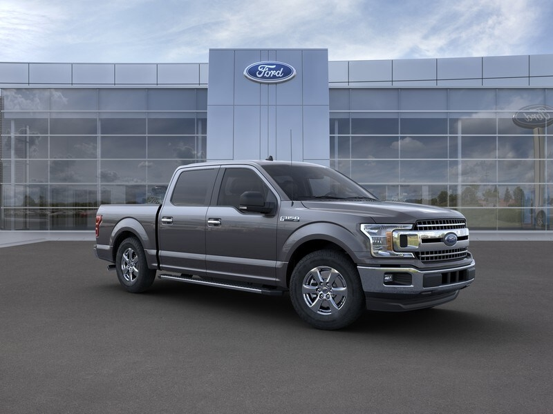 2020 Ford F-150 SuperCrew Cab 4x2, Pickup #FL3471DT - photo 7