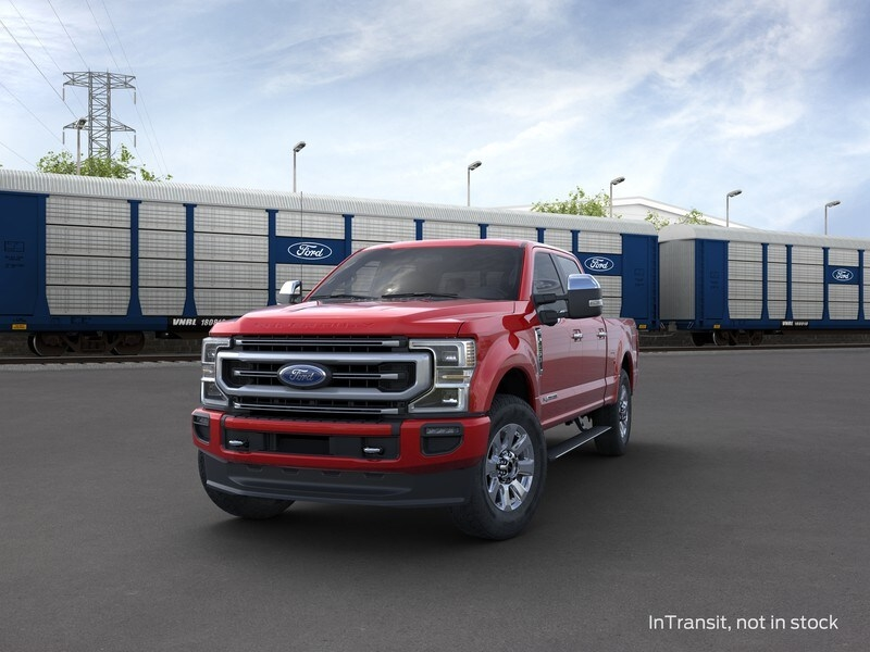 2020 Ford F-250 Crew Cab 4x4, Pickup #FL3518 - photo 3