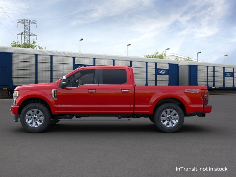 2020 Ford F-250 Crew Cab 4x4, Pickup #FL3518 - photo 4