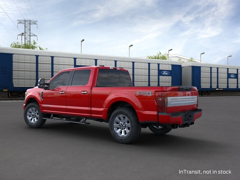 2020 Ford F-250 Crew Cab 4x4, Pickup #FL3518 - photo 2
