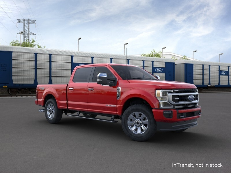 2020 Ford F-250 Crew Cab 4x4, Pickup #FL3518 - photo 7