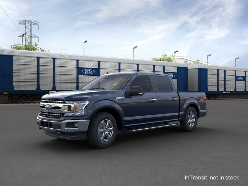 2020 Ford F-150 SuperCrew Cab 4x4, Pickup #FL3520 - photo 1