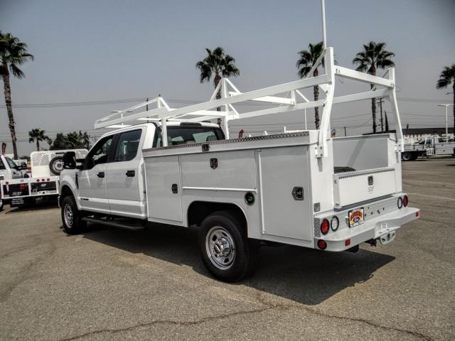 2020 Ford F-350 Crew Cab 4x4, Scelzi Service Body #FL3536 - photo 1