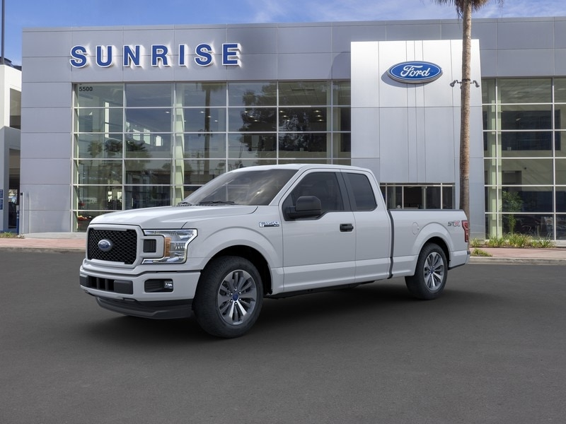 2020 Ford F-150 Super Cab 4x2, Pickup #FL3547 - photo 1
