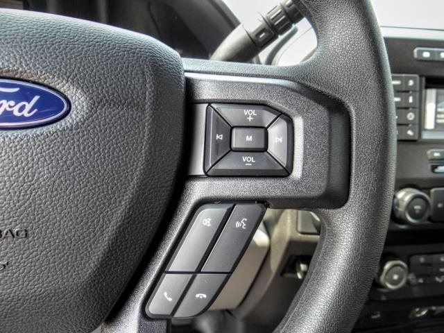 2020 Ford F-550 Regular Cab DRW 4x2, Scelzi WFB Stake Bed #FL3551 - photo 11