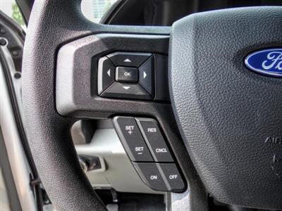 2020 Ford F-550 Regular Cab DRW 4x2, Scelzi WFB Stake Bed #FL3551 - photo 10