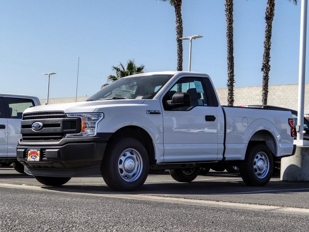 2020 Ford F-150 Regular Cab 4x2, Pickup #FL3564 - photo 1