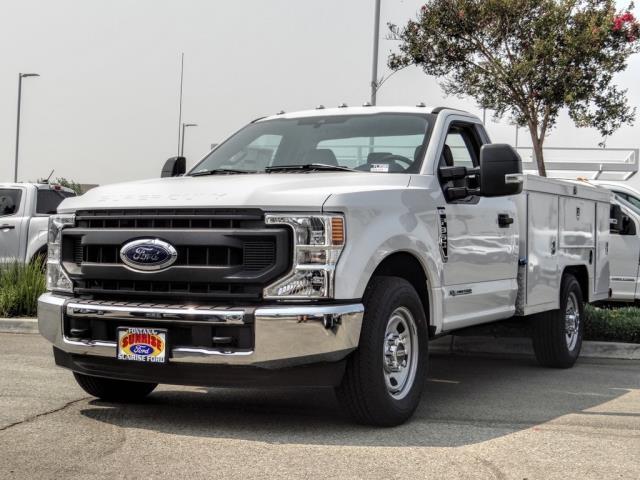 2020 Ford F-350 Regular Cab 4x2, Scelzi Signature Service Body #FL3588 - photo 1