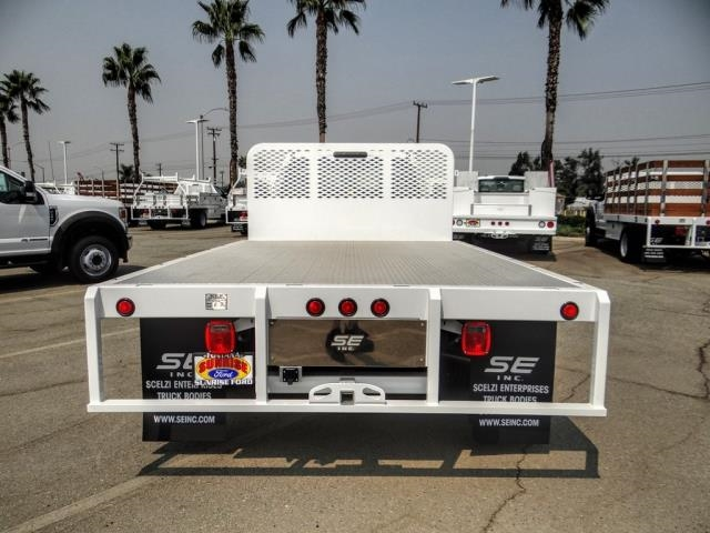 2020 Ford F-350 Regular Cab DRW 4x2, Scelzi WFB Flatbed #FL3589 - photo 4