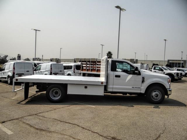 2020 Ford F-350 Regular Cab DRW 4x2, Scelzi WFB Flatbed #FL3589 - photo 6
