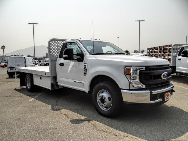 2020 Ford F-350 Regular Cab DRW 4x2, Scelzi WFB Flatbed #FL3589 - photo 7