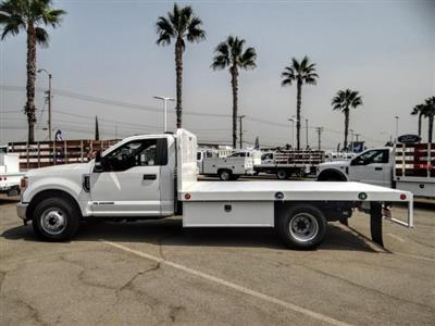 2020 Ford F-350 Regular Cab DRW 4x2, Scelzi WFB Flatbed #FL3589 - photo 3
